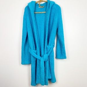 Barefoot Dreams   Cozy Chic Blue Robe